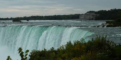 Touristenmagnet - Touren bei den Niagarafällen